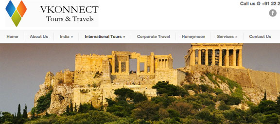 Vkonnect tours & travels